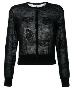 Ermanno Scervino   Lace Cardigan Size
