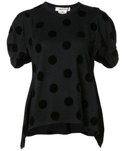 Comme Des Garcons | Comme Des Garçons Polka Dots Pointy T-Shirt Medium