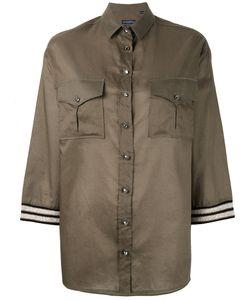Ballantyne   Рубашка С Вышивкой