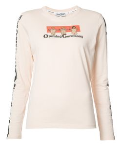 Opening Ceremony | Printed Longsleeved T-Shirt