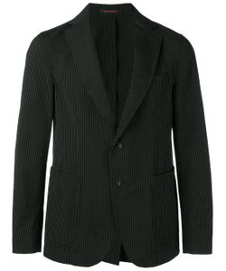 The GIGI | Fine Stripe Blazer