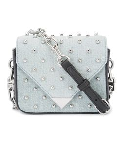 Alexander Wang | Prisma Crossbody Bag Cotton/Leather