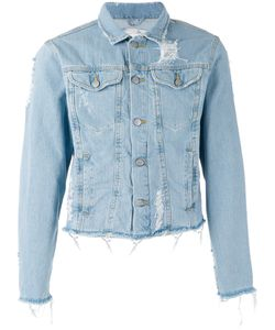 MISBHV | Desiress Distressed Denim Jacket Size Xs