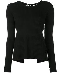 Helmut Lang | Thumb Holes Knitted Blouse