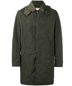 MACKINTOSH | Single Breasted Hooded Coat