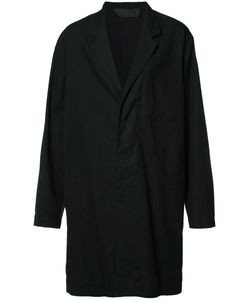 Haider Ackermann | Oversized Midi Coat 54 Cotton/Rayon