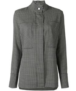 Saks Potts | Concealed Fastening Checked Shirt 2 Wool