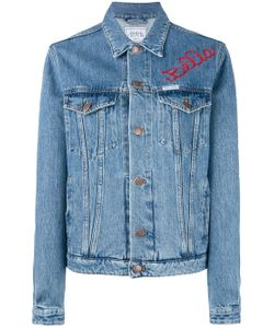 FORTE COUTURE | Embroidered Denim Jacket