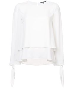 Luisa Cerano | Layered Blouse Women 10