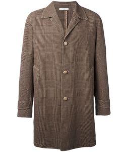 Boglioli | Checked Coat Size 48