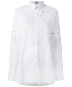 Lost & Found Ria Dunn | Hook And Eye Detail Shirt