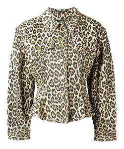 JEAN PAUL GAULTIER VINTAGE   Leopard Print Jacket Size