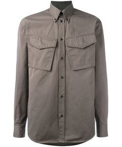 Dsquared2 | Crinkled Flap Pocket Jacket 54 Cotton