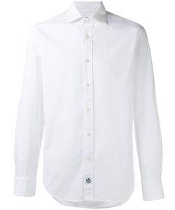 Hydrogen   Striped Shirt Small Cotton