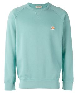 Maison Kitsune | Maison Kitsuné Crew Neck Sweatshirt Small Cotton