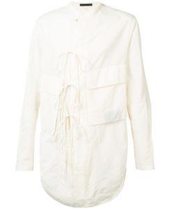 ZIGGY CHEN | Cargo Pocket Shirt