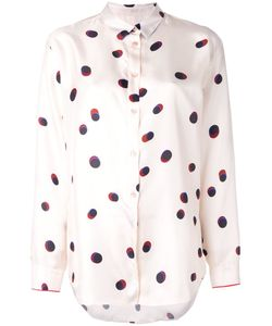 Paul Smith Black Label | Polka Dot Shirt 40 Silk