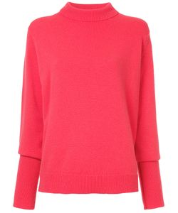 CASEY CASEY | Roll Neck Relaxed Fit Jumper Women