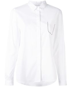 Fabiana Filippi | Pocket Trim Detail Shirt