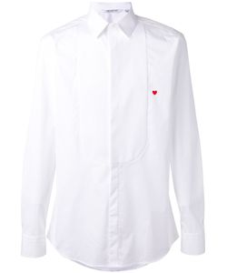 Neil Barrett | Heart Ribbed Bib Shirt