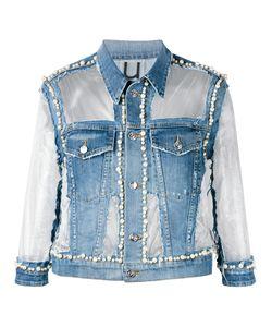 Aviù | Embellished Denim Jacket