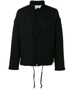 MANUEL MARTE | Drawstring Zipped Jacket