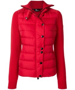 Moncler Grenoble | Buttoned Padded Jacket Women