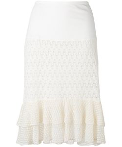 See By Chloe | See By Chloé Ruffled Hem Skirt