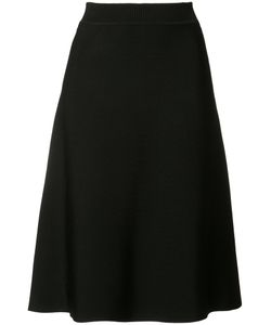 T By Alexander Wang | A-Line Skirt Xs Viscose/Nylon/Spandex/Elastane