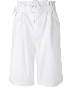 Diesel Black Gold | Belted Bermuda Shorts Size 48