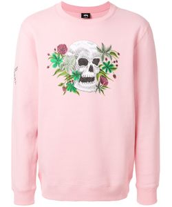 Stussy | Hippie Skull Sweatshirt Men L