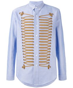 PALM ANGELS   Ribbon Detail Shirt