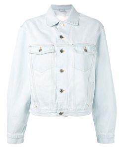 Iro | Back Shredded Denim Jacket