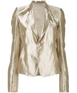 Rick Owens | Blazer 44 Fibre/Silk/Polyester/Cupro
