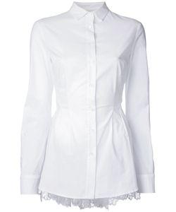 Antonio Berardi | Рубашка С Расклешенной Деталью