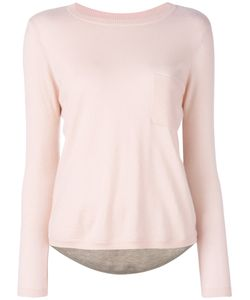 Chinti And Parker | Cashmere Colour-Block Top