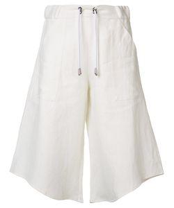 Wanda Nylon | Melody Cropped Trousers Size 38
