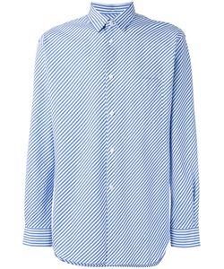 Comme Des Garcons | Comme Des Garçons Shirt Bias Striped Shirt Size Large