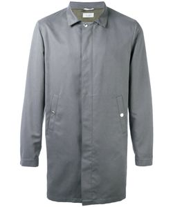 Brunello Cucinelli | Single Breasted Coat 54 Polyester/Nylon/Cupro