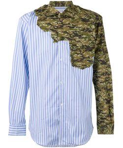 Comme Des Garcons | Comme Des Garçons Shirt Multi-Print Patchwork Shirt