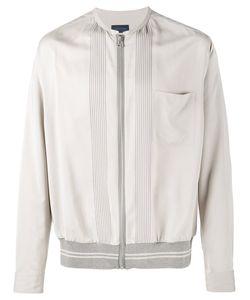 Lanvin | Bomber Shirt Jacket 41 Viscose/Spandex/Elastane