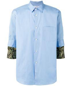 Comme Des Garcons | Comme Des Garçons Shirt Camouflage Detail Shirt Large