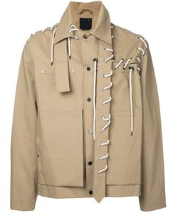 CRAIG GREEN | Lace Detail Jacket