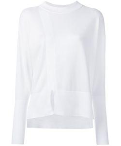 DKNY | Asymmetric Sweatshirt Size Medium