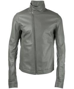 Rick Owens | Mollinos Biker Jacket 50 Goat Skin/Cupro/Cotton