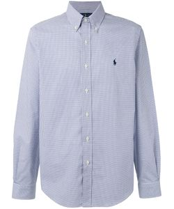 Polo Ralph Lauren | Checked Logo Shirt Size Xl