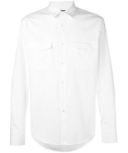 Gucci   Fitted Cambridge Shirt 41 Cotton