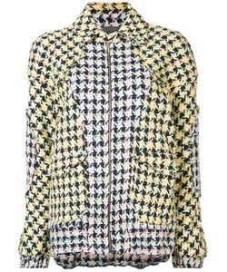 Les Animaux   Объемная Куртка-Бомбер