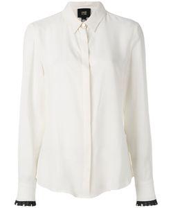 Class Roberto Cavalli | Рубашка С Контрастной Отделкой