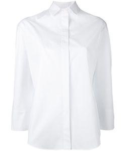 Aspesi | Concealed Placket Shirt 42 Cotton